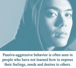Passive-Aggressive Personality Disorder; Personality ...