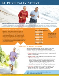HealthyLife Series: Be Physically Active TakeAway™