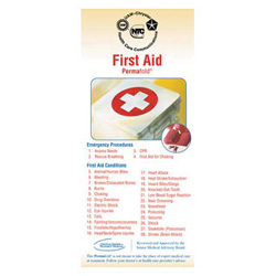First Aid Permafold