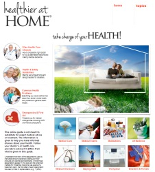 Healthier at Home Online