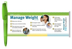 Manage Weight INKformation
