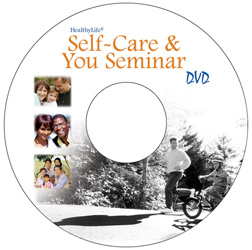 HealthyLife Self-Care and You Instructional DVD
