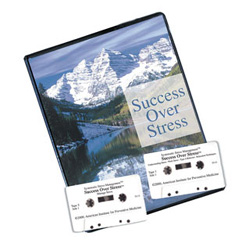 Success Over Stress Audio Kit